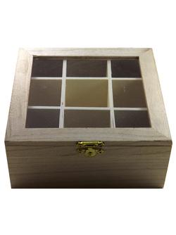 קופסה לאחסנת שמנים אתרים